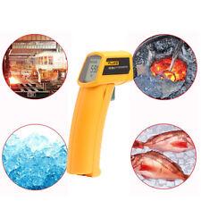 Fluke 59 Mini Handheld Digital Ir Infrared Thermometer Digital Ir Meter 0525f