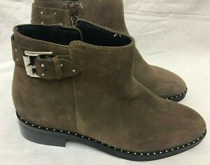 M \u0026 S WOMEN SUEDE LEATHER ANKLE COMFY