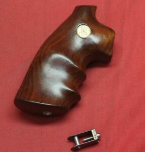 Colt Firearms Python / Officers Model Wood Grips
