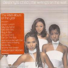 DESTINY'S CHILD - Writing's On The Wall (UK 17 Tk CD Album/Bonus 4 Tk CD EP)
