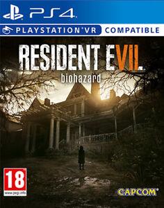 Resident-Evil-7-Biohazard-PS4-Playstation-4-CAPCOM