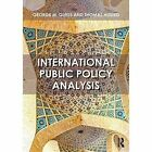 International Public Policy Analysis by George M. Guess (Paperback, 2016)