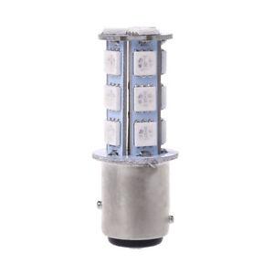 DC 12V 1157-5050 18 LED Flash Car Brake Tail Rear Signal Stop Light Lamp Bulb