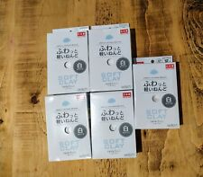 Daiso Soft Clay Made in Japan UK stock White x 5 set