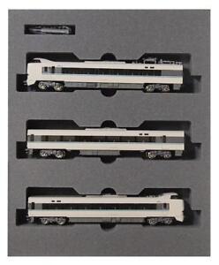 Kato-10-1364-JR-Series-289-Express-Train-039-Kuroshio-039-3-Cars-Add-on-Set-N-scale