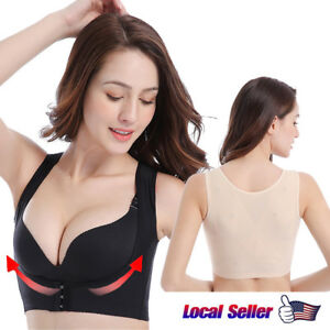 d20c1182ff Image is loading Posture-Corrector-Shapewear-Bra-Chest-Brace-Up-Support-