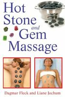 Hot Stone Massage Stones Guide Book Spa Therapy Gem Massage Body Treatment