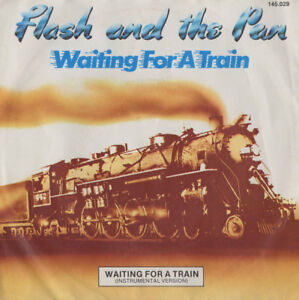 FLASH-AND-THE-PAN-Waiting-For-A-Train-instrumental-version-1983