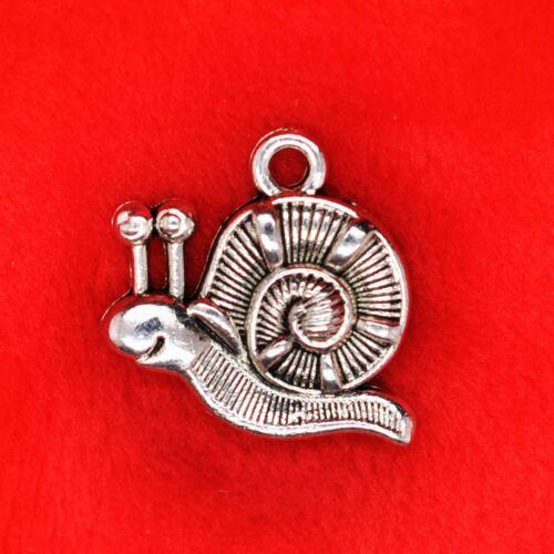 Tibetan Silver Gardening Theme Charm Pendant Bead Finding Jewellery Making