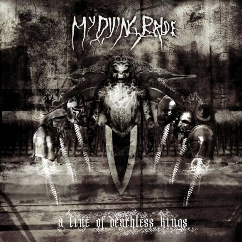 My Dying Bride - Line Of Deathless Kings [New CD] UK - Import