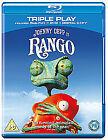 Rango (Blu-ray and DVD Combo, 2011)