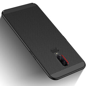 For-OnePlus-6-5-6T-5-Heat-Dissipation-Protective-Anti-knock-Hard-PC-Case-Cover