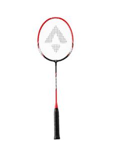 Tecnopro Badmintonschläger Elite 20  Badminton Schwarz Rot   262458