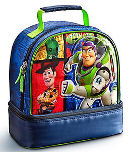 cba9f298163 Image is loading Disney-Store-Authentic-Toy-Story-School-Lunch-Bag-