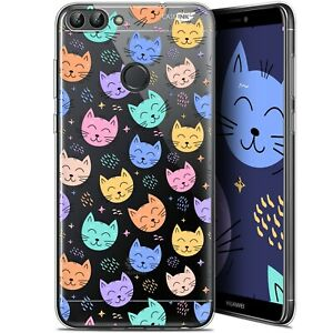Coque-Gel-Huawei-P-Smart-5-7-034-Extra-Fine-Chat-Dormant