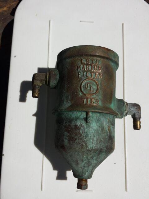 perko bronze fuel filter water separator Racor Fuel Filters