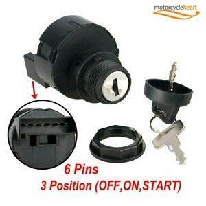 For-Polaris-IGNITION-KEY-SWITCH-Sportsman-400-500-550-600-700-800-3-Position