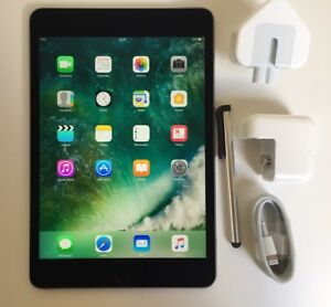 #GRADE A# Apple iPad mini 4 128GB, Wi-Fi, 7.9in - Space Grey 888462368575