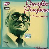 Osvaldo Pugliese - Los Amigos [new Cd] on Sale