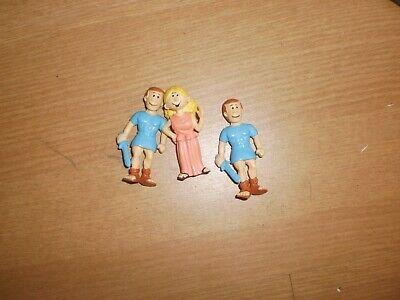 Figurine Edigraf Il Etait Une Fois L/'Homme années 1980 Pierre gladiateur