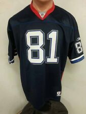 Reebok Premier NFL Jersey Bills Terrell Owens Navy sz M