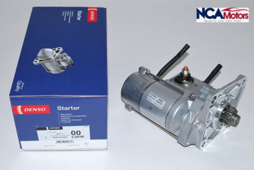 New Starter Motor 2001-2006 NAD101500 Denso Land Rover Freelander 1 2.0L TD4