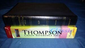 KJV-Thompson-Chain-Reference-Bible-Black-Bonded-Leather