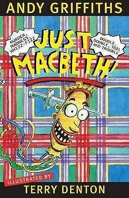 1 of 1 - Just Macbeth! by Andy Griffiths (Paperback, 2009)
