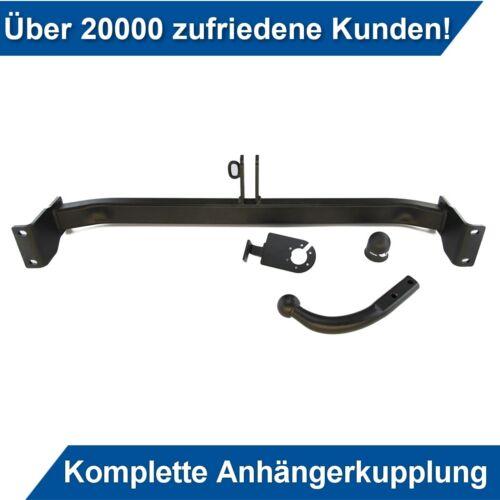 Für Toyota Corolla 4-Tür Stufenheck E12 02-07 Anhängerkupplung starr Kpl AHK