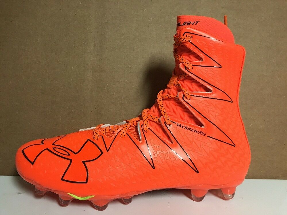 Under Armour UA Highlight Football Cleats LIMITED EDITION 1275479-825 Size 9.5