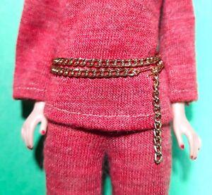 Dreamz-DOUBLE-GOLD-CHAIN-BELT-REPRO-for-3359-PANTS-PERFECT-PURPLE-MOD-Barbie