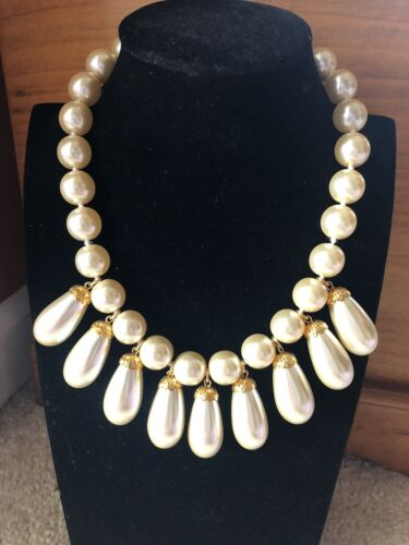 Joan Rivers Vintage Pearl Necklace