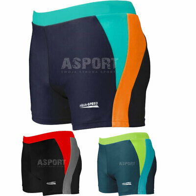 Aqua-speed Schwimmhose Badehose Badeshorts Schwimmshorts Dario