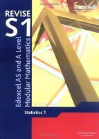 Revise Edexcel AS and A Level Modular Mathematics - Statistics 1,Keith Pledger,