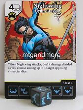Dice Masters - #124 Nightwing Flying Grayson-World 's Finest