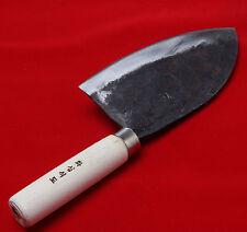 Forged CAST IRON Sandoku Knife Sashimi Fish Chef Kitchen Heavy HAND M Korea 16.5