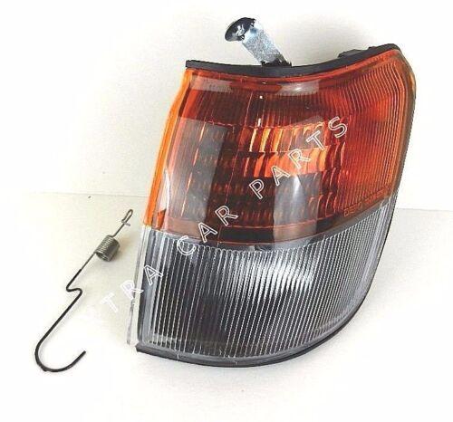 MITSUBISHI PAJERO MONTERO 1992-95 INDICATOR REPEATER LIGHT LAMP N//S FRONT LEFT