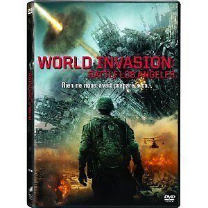 DVD *** WORLD INVASION BATTLE LOS ANGELES ***