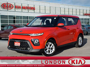 2020 Kia Soul EX / Heated Seats / Heated Steering / Rear Camera