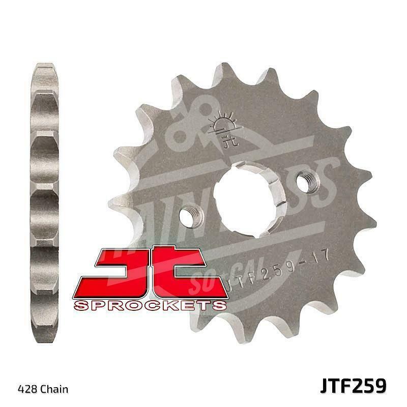 JT FRONT SPROCKET 17T JTF253.17