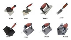 Marshalltown-Inside-Outside-Stainless-Steel-Plasterers-Corner-Trowel-Choose-Type