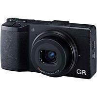 Ricoh Gr Ii Digital Camera Black Au