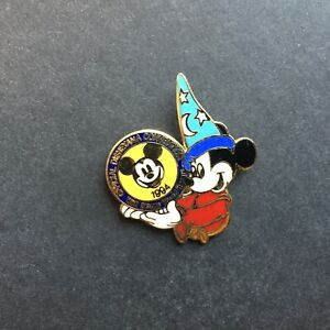 WDW-1994-Disneyana-Convention-Logo-Sorcerer-Mickey-Mouse-Disney-Pin-281