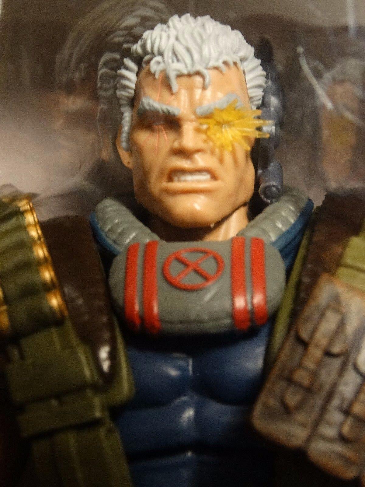 Marvel Legends CABLE - MIP  w  SASQUATCH BAF  part   deadpool   x force   select