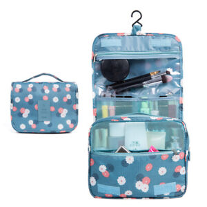 Portable-Cosmetic-Toiletry-Bag-Makeup-Pouch-Waterproof-Hanging-Organizer-Bag