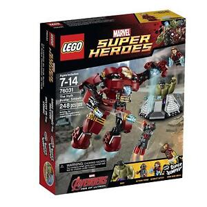 Lego-DC-Super-Heroes-76031-The-Hulk-Buster-Smash-Marvel-NISB