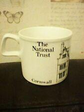 TRERICE CORNWALL NATIONAL TRUST MUG 8.5CM DIAM X 7.5CM HIGH DORN WILLIAMS RPA