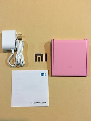[PINK] Xiaomi Intelligent 2.4GHz Wireless Router Wifi 300Mbp Pocket size youth