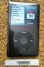 New Apple iPod Classic 7 Gen Black 160GB (MC297LL/A),W 90 day warranty