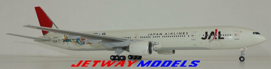 Nouveau  1 200 JC Wings JAL Japan Airlines Boeing B 777-300 modèle LH2050